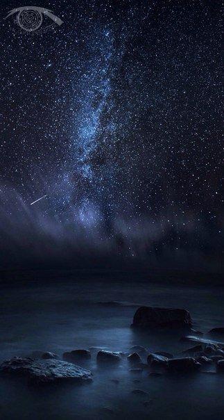 Ничто так не успокаивает и не умиротворяет, как звёздное небо.