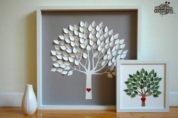 Красивое дерево своими руками фото