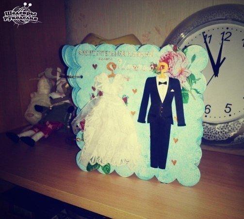Оригинальный способ подарить деньги на свадьбу… (10 фото) - картинка