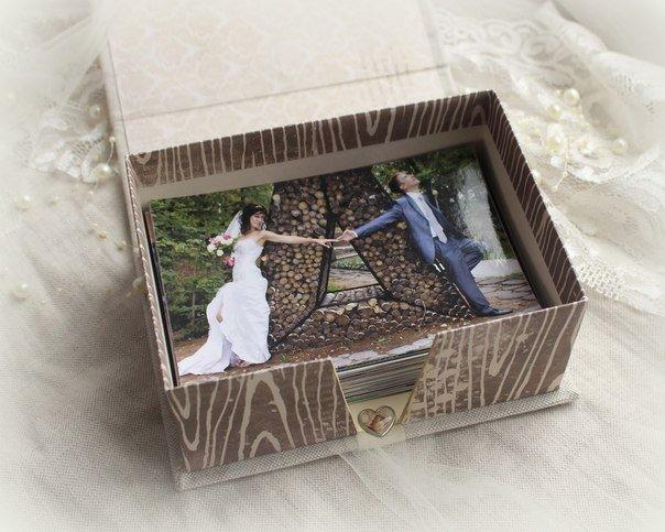 Коробочка для фото своими руками