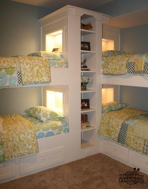 Компактная спальня (1 фото) - картинка