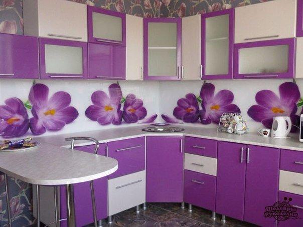 Стильная кухня (1 фото) - картинка