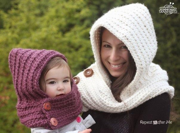 Крутая идея для вязания. (8 фото) - картинка