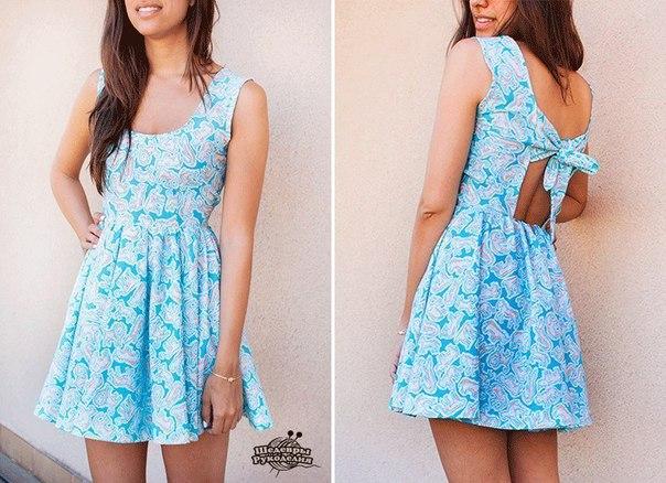 Платье (4 фото) - картинка