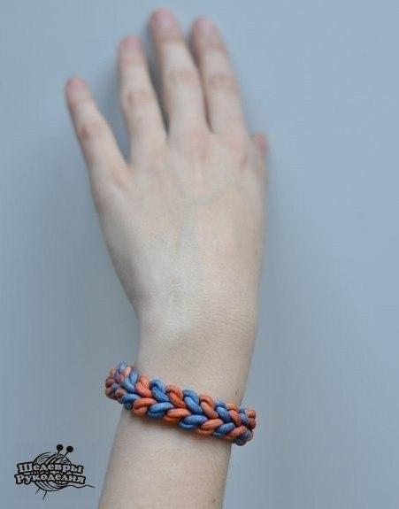 Браслет своими руками (10 фото) - картинка