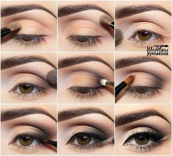 Летний макияж (1 фото)