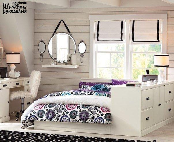 Милая спальня (1 фото) - картинка