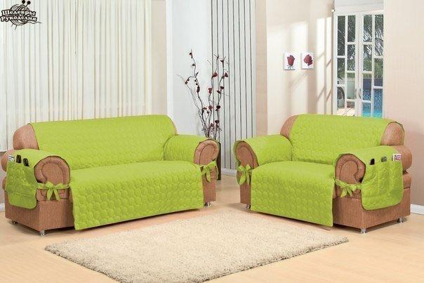 Ideas para el hogar decoraci n y costuras funda para sill n - Como hacer fundas de sofa paso a paso ...