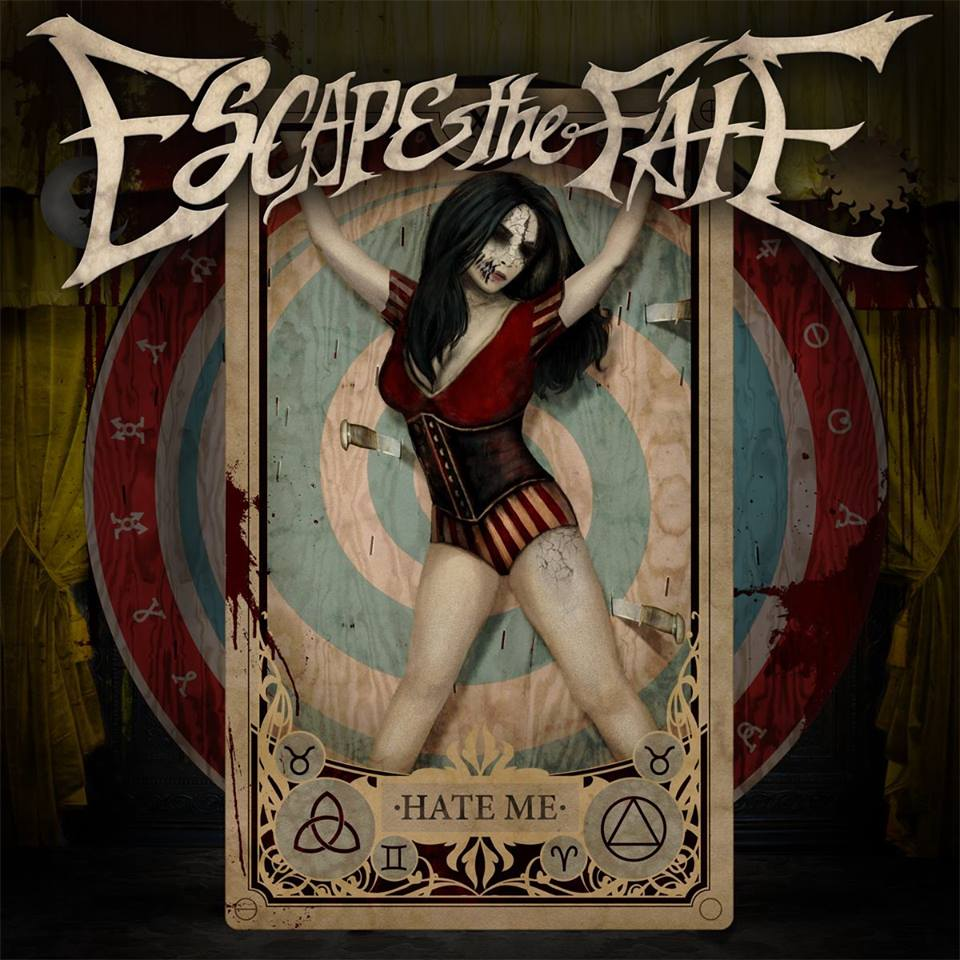 Escape The Fate - Remember Every Scar (New Song) (2015)