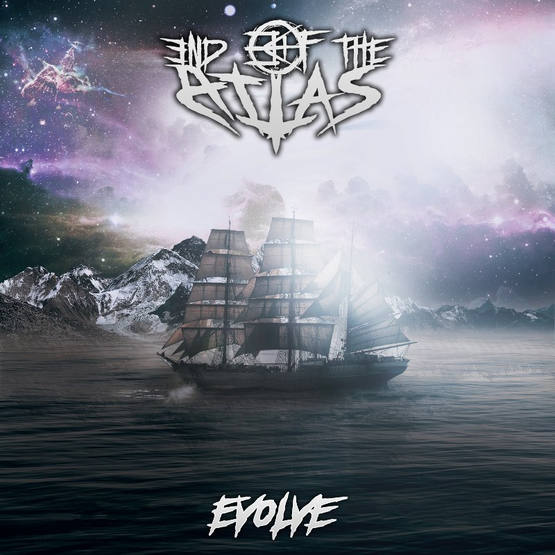 End Of The Atlas - Evolve (2015)
