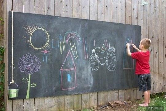 ИДЕЯ игровой зоны для детей. (1 фото) - картинка