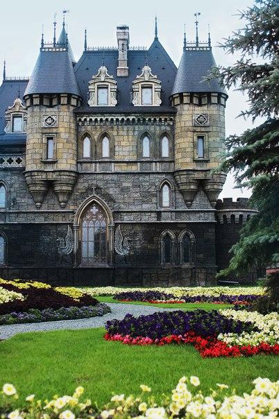 Замок Гарибальди, Самарская область (с) Анна Чудакова