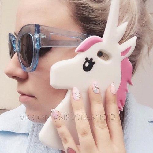 Чехол для телефона единорог своими руками