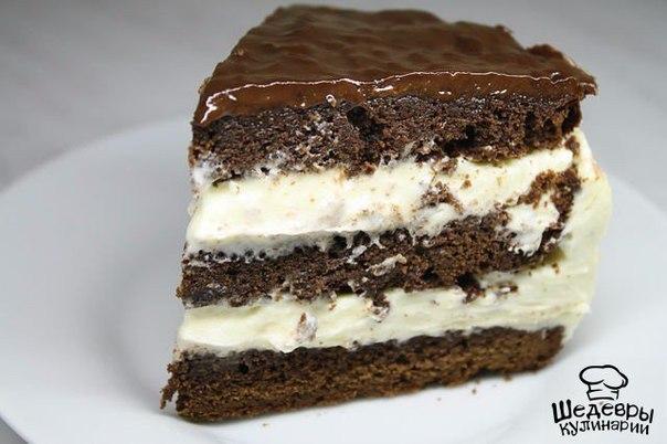 Фотография бисквитный торт