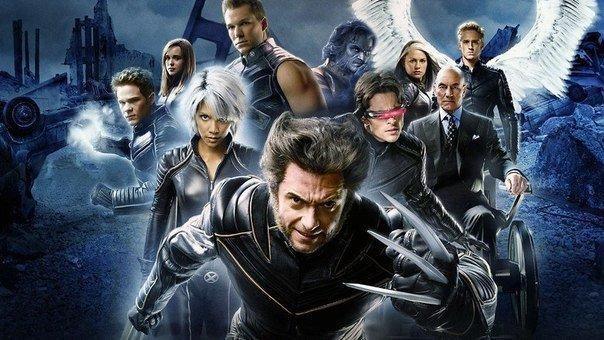 Люди Икс (Все части)