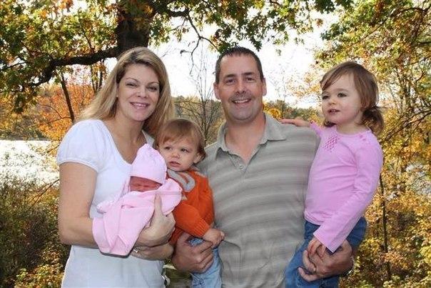 Уникальная семья. Американка Барбара Сопер родила детей 08.08.2008, 09.09.2009 и...