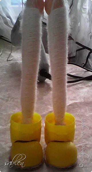 Ноги для ёлки-топотушки