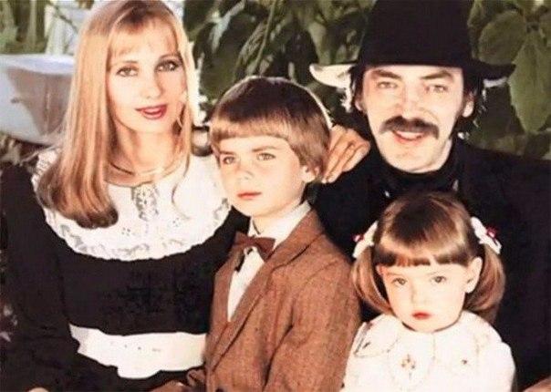 вячеслав бутусов семья
