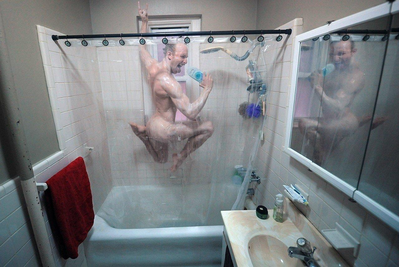 Фото мужчина голый в душе, В душе секс фото В душе порно фото 27 фотография