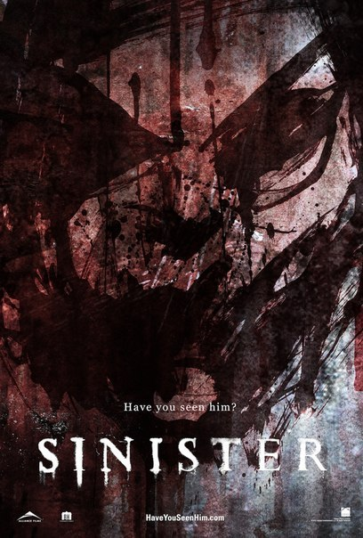 Синистep (2012)