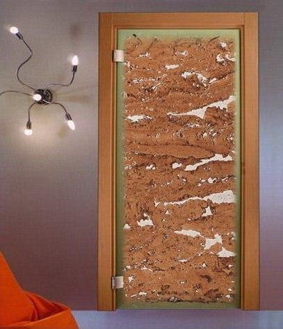 Дизайнерские двери своими руками