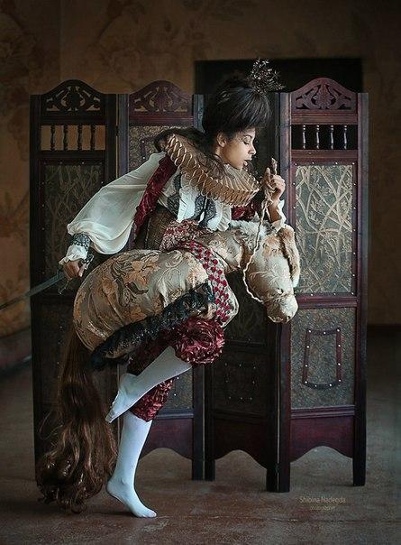 Фотограф Надежда Шибина