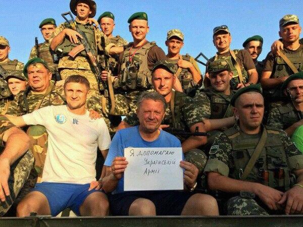 В учебном центре украинских ВМС началось обучение контрактников, - Минобороны - Цензор.НЕТ 5407