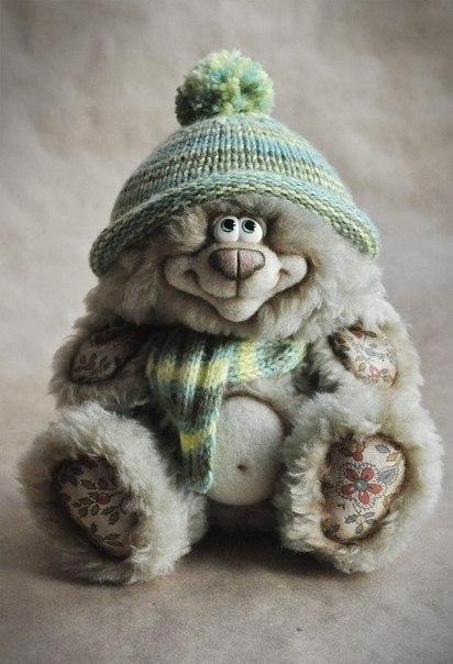 Очаровательные игрушки от мастерицы Люси Лектор