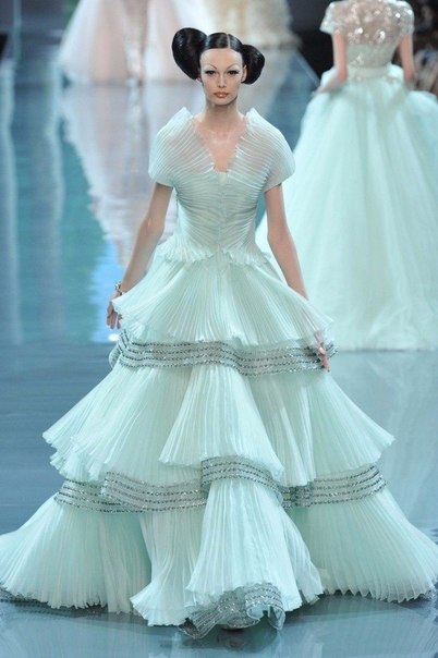 Christian Dior Haute Couture (7 фото) - картинка