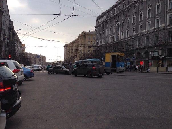Несчастливое место в центре Харькова (ФОТО)