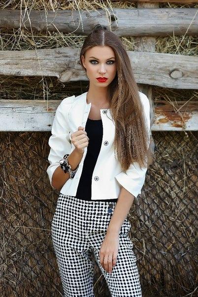 Model: Виктория Крайнюкова
