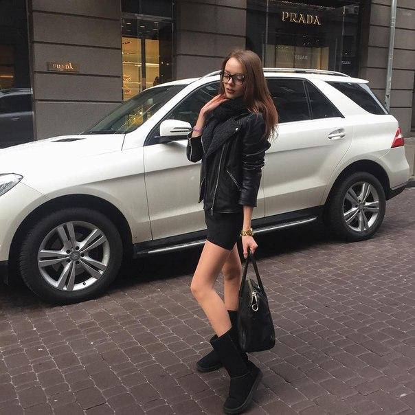 Model: Ксения Клочкова