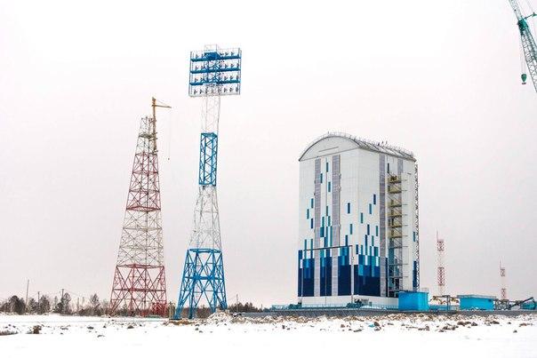 New Russian Cosmodrome - Vostochniy - Page 4 ZKT6tlmI1e4