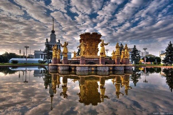 при самые красивые места в москве фото цены предложения отелей