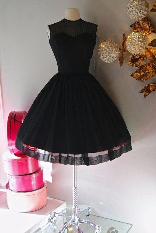Фото платья в стиле винтаж