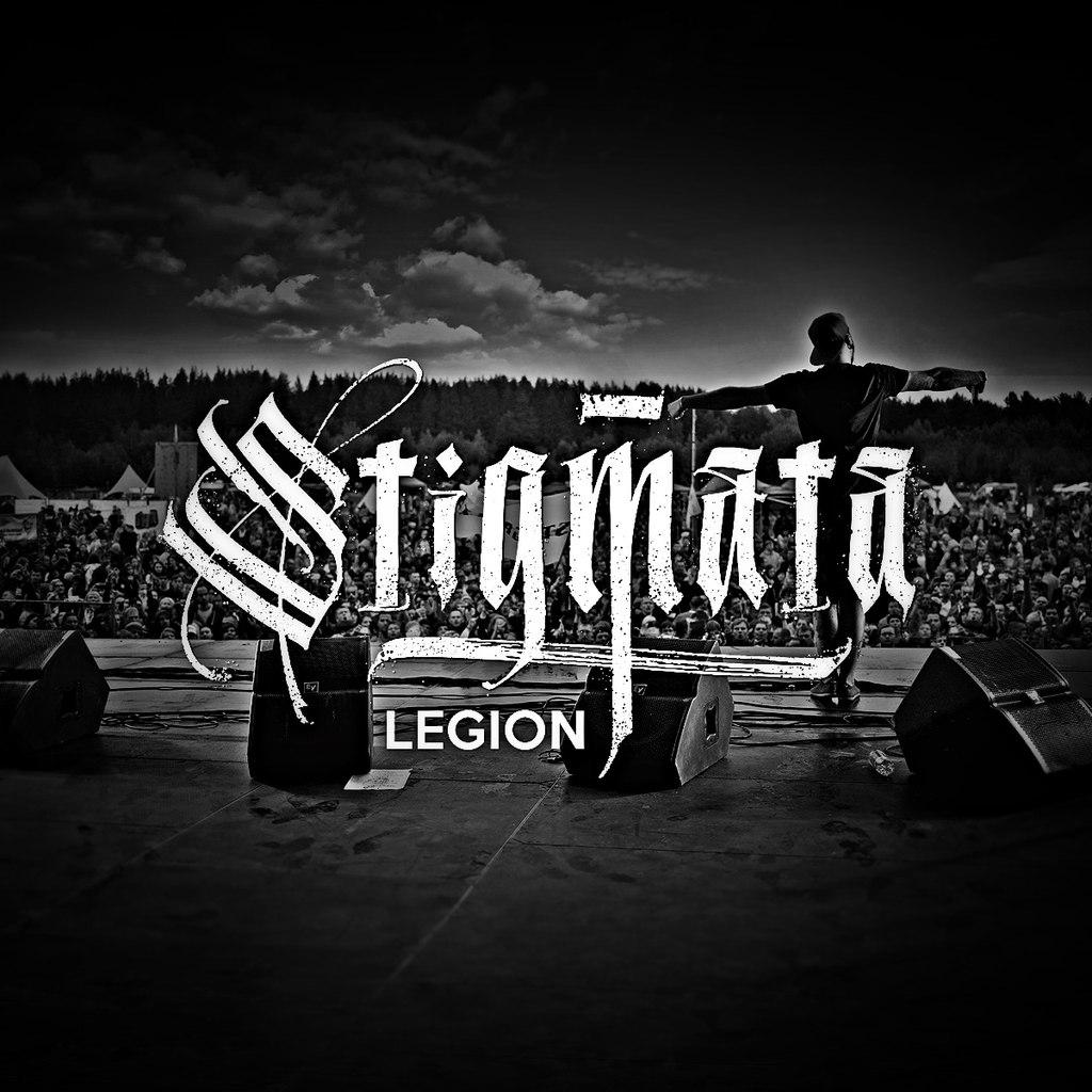 Stigmata - Legion (EP) (2015)