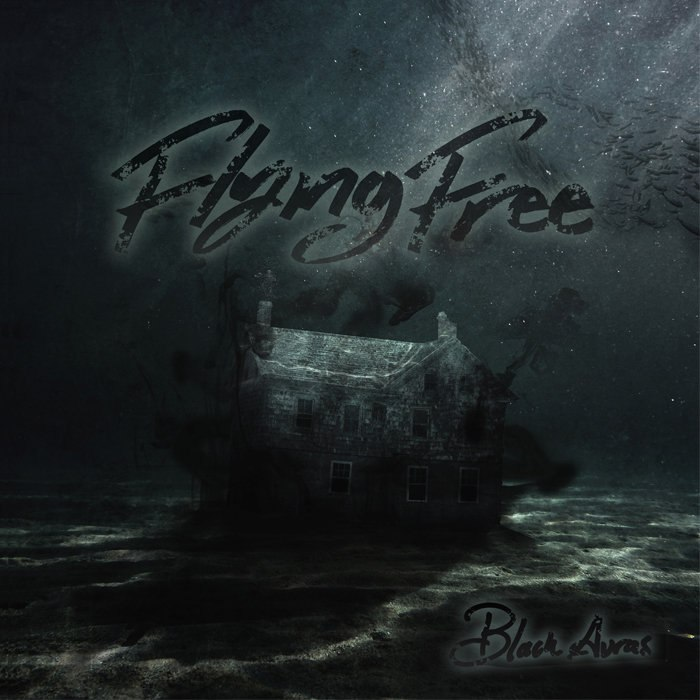 Flying Free - Black Auras (EP) (2015)