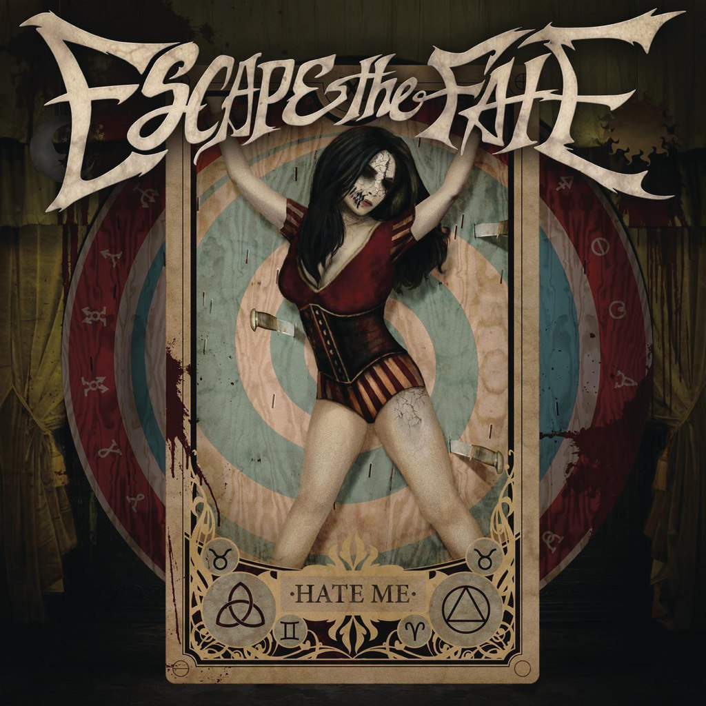 Escape the Fate - Les Enfants Terribles [New Song] (2015)