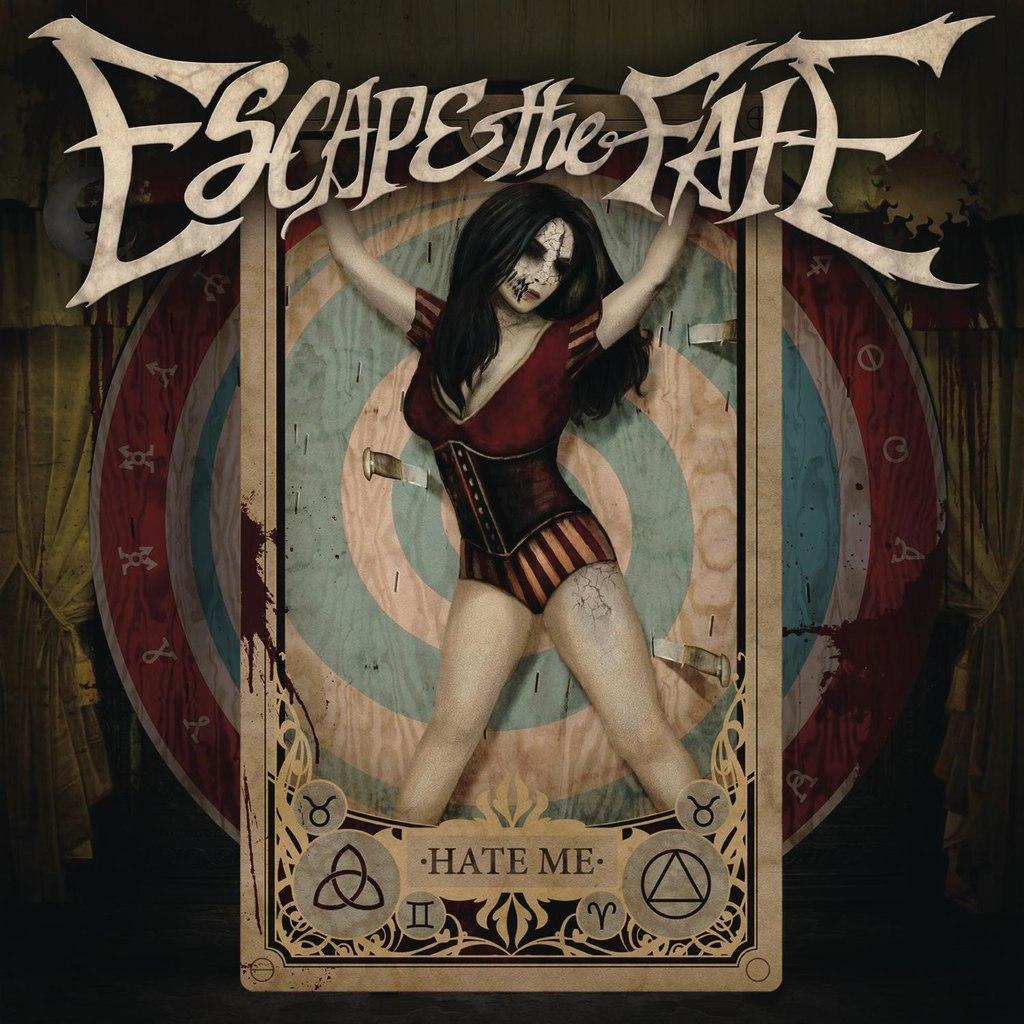 Escape the Fate - Les Enfants Terribles [New Song] (2015)