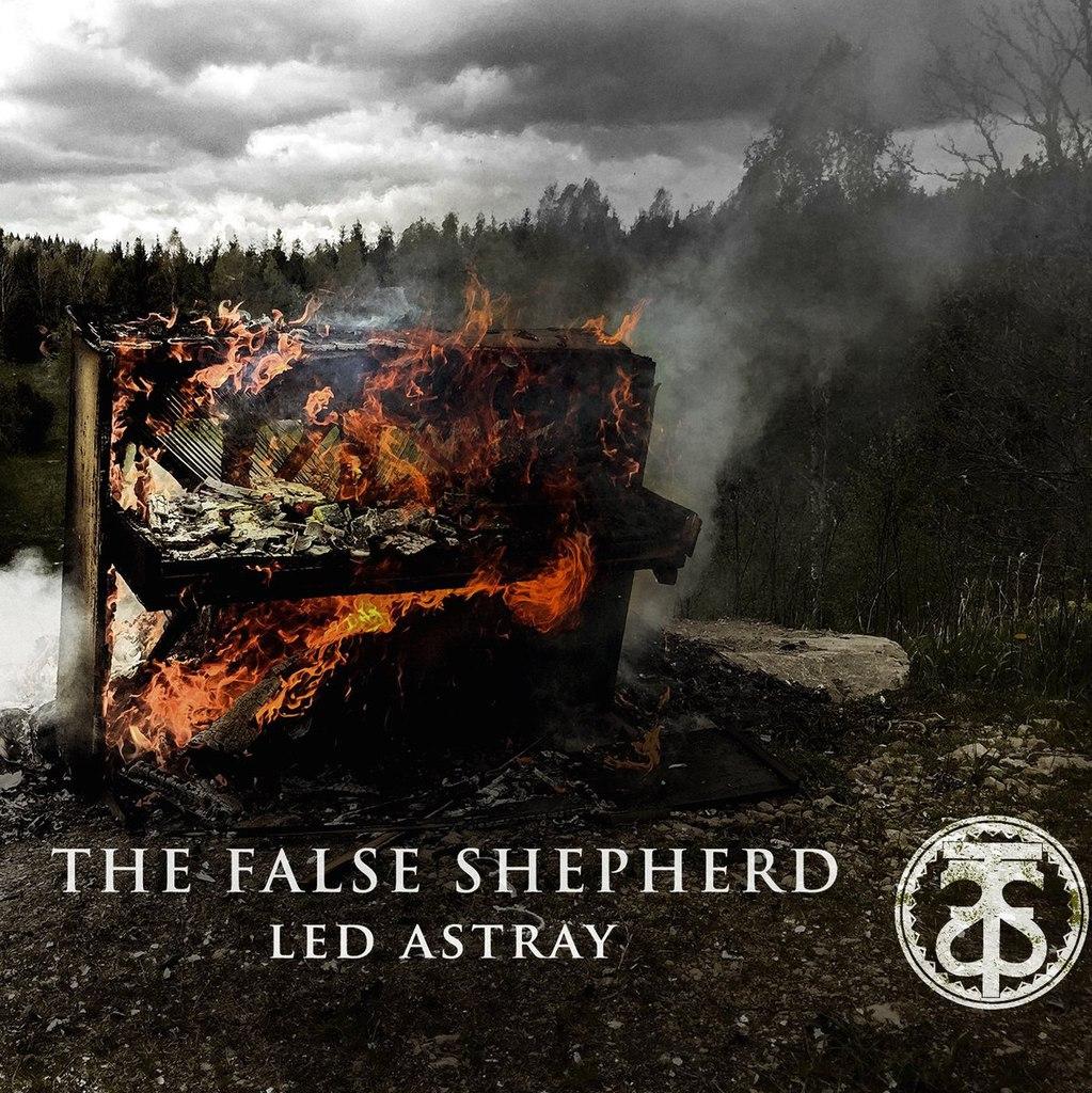 The False Shepherd - Led Astray [EP] (2015)