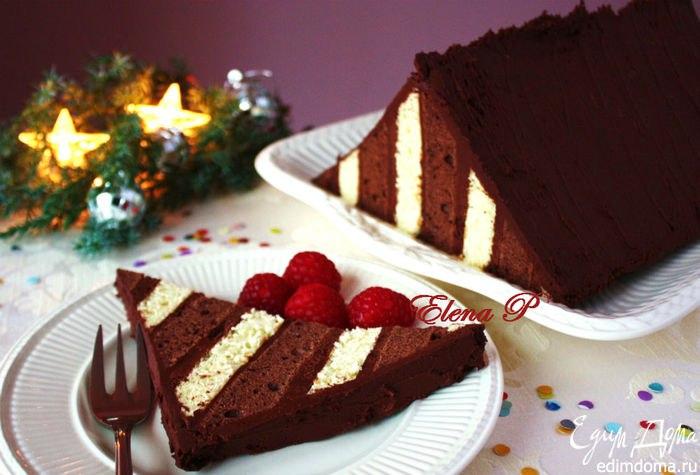 Рецепт приготовления праздничных тортов с фото