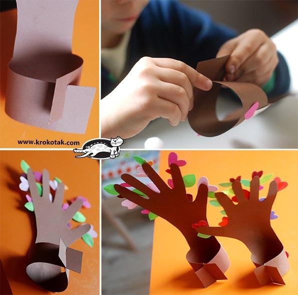 Подарок своими руками детские поделки