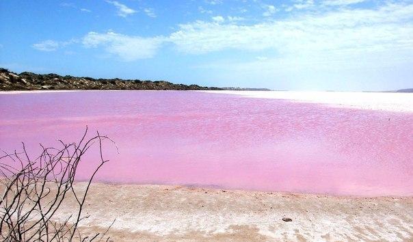 Озеро Хиллер - Австралия