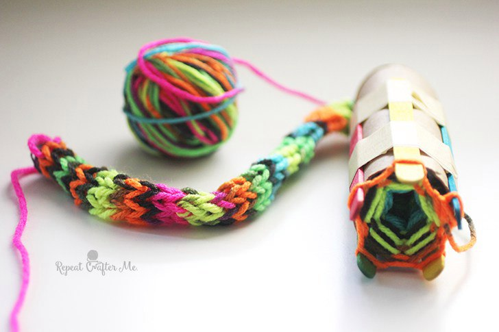 Устройство для плетения шнура своими руками