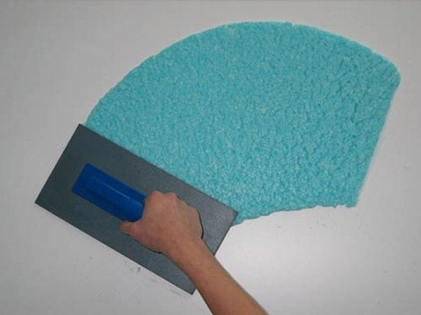 Как сделать шелковая штукатурка своими руками