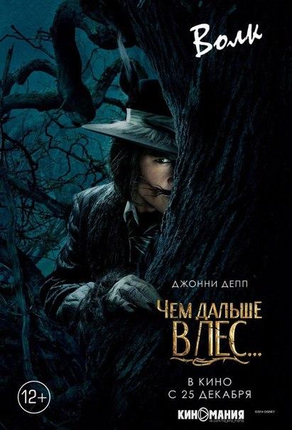 Чем дальше в лес... (2014)