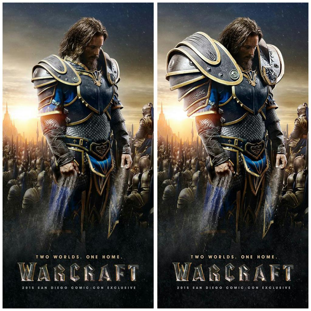 Warcraft - обнародованы официальные промо-постеры грядущего фильма