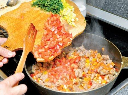 Рецепт вкусного лагмана из говядины с фото