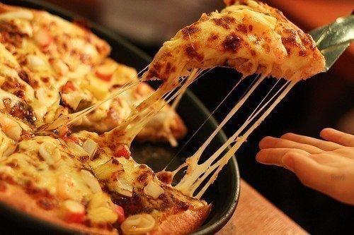 Пицца на сковороде в духовке за 10 минут пошаговый рецепт
