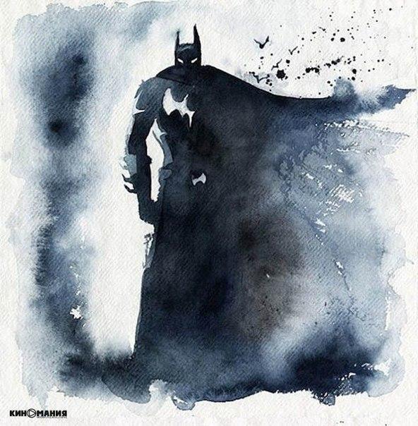 Крутые рисунки супергероев красками.